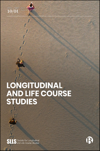 Longitudinal and Life Course Studies logo