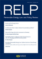 Renewable Energy Law & Policy Review logo