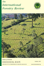 International Forestry Review logo