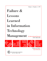 Failure and Lessons Learned in Information Technology Management logo