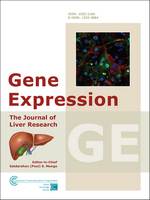 Gene Expression, The Journal of Liver Research logo