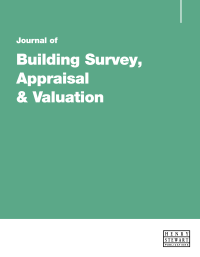 Journal of Building Survey, Appraisal & Valuation logo