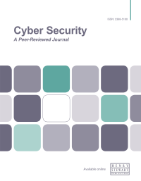 Cyber Security: A Peer-Reviewed Journal logo