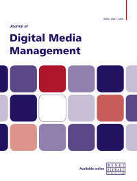 Journal of Digital Media Management logo