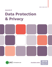Journal of Data Protection & Privacy logo