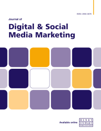 Journal of Digital & Social Media Marketing logo