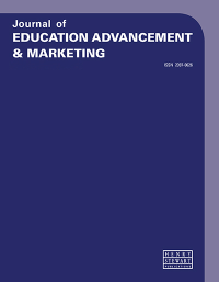 Journal of Education Advancement & Marketing logo
