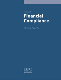 Journal of Financial Compliance logo