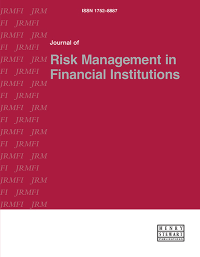 Journal of Risk Management in Financial Institutions logo