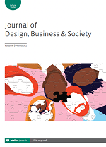 Journal of Design, Business & Society logo