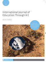 International Journal of Education Through Art logo