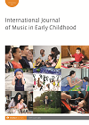 International Journal of Music in Early Childhood logo