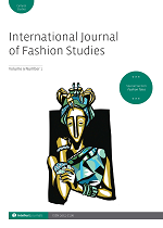 International Journal of Fashion Studies logo