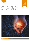 Journal of Applied Arts & Health logo