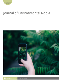 Journal of Environmental Media logo