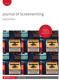 Journal of Screenwriting logo