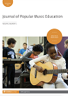 Journal of Popular Music Education logo
