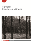 Journal of Scandinavian Cinema logo