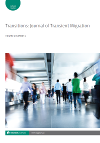 Transitions: Journal of Transient Migration logo