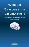 World Studies in Education logo