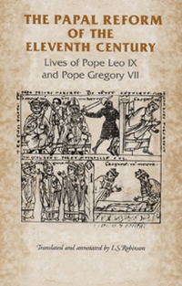 The Papal Reform of the Eleventh Century logo