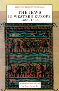 The Jews in Western Europe 1400-1600 logo