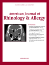 American Journal of Rhinology & Allergy logo