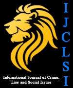 International Journal of Crime, Law and Social Issues logo