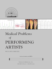Medical Problems of Performing Artists logo