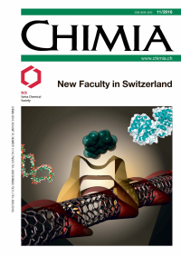 CHIMIA International Journal for Chemistry logo
