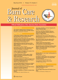 Journal of Burn Care & Research logo