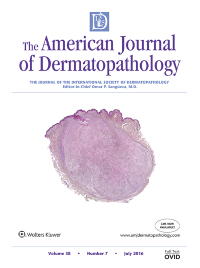 The American Journal of Dermatopathology logo