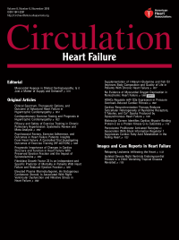 Circulation: Heart Failure logo