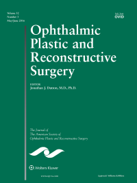 Ophthalmic Plastic and Reconstructive Surgery logo