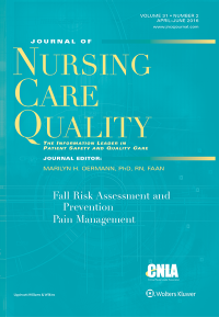 Journal of Nursing Care Quality logo