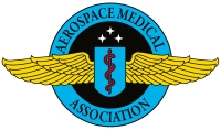 Aerospace Medical Association logo