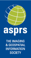 American Society for Photogrammetry and Remote Sensing logo