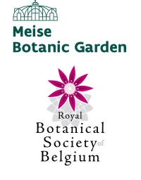 Meise Botanic Garden and Royal Botanical Society of Belgium logo