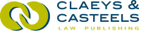 Claeys & Casteels Law Publishers BV logo
