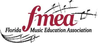 Florida Music Educators' Association, Inc. logo