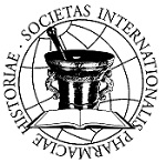 International Society for the History of Pharmacy logo