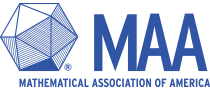 Mathematical Association of America logo