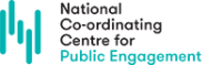 National Co-ordinating Centre for Public Engagement (NCCPE) logo